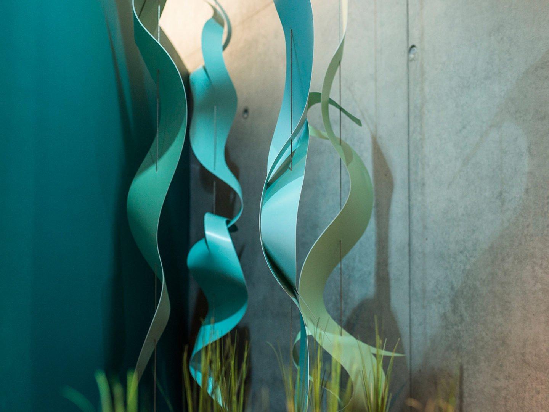 Tropenhaus Frutigen, Unterwasserwelt
