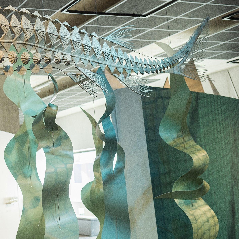 Tropenhaus Frutigen, Beleuchtung der neuen Ausstellung
